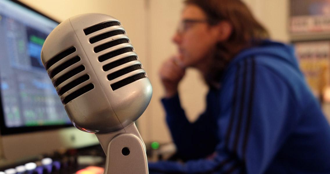atlanta radio interview program bj alden beat studies podcast music journalism